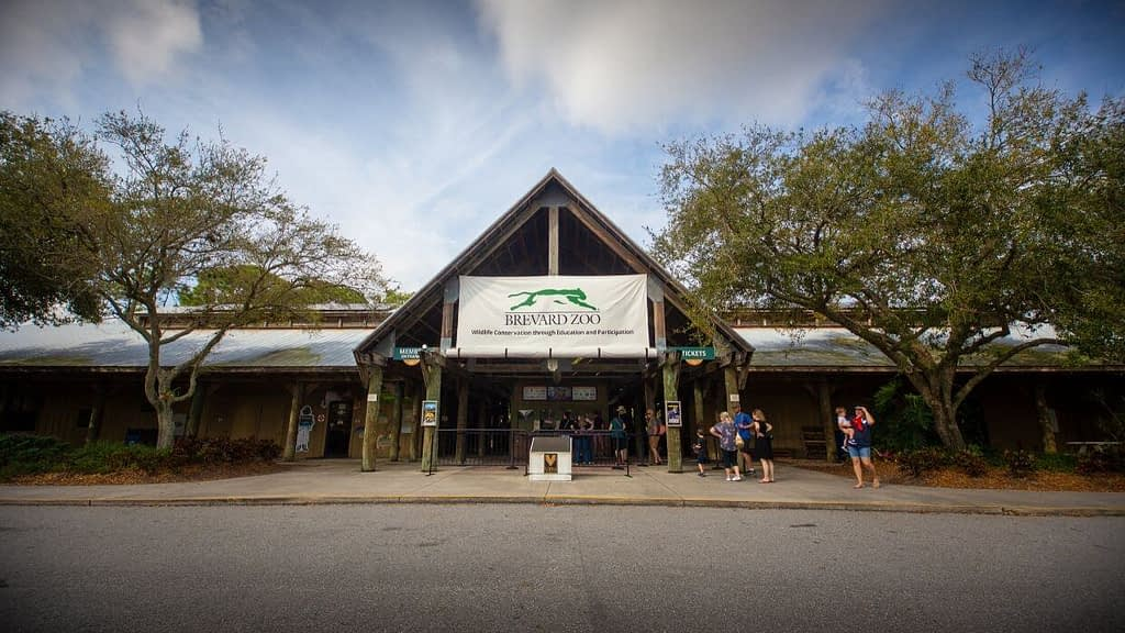 Brevard Zoo Augmented Reality