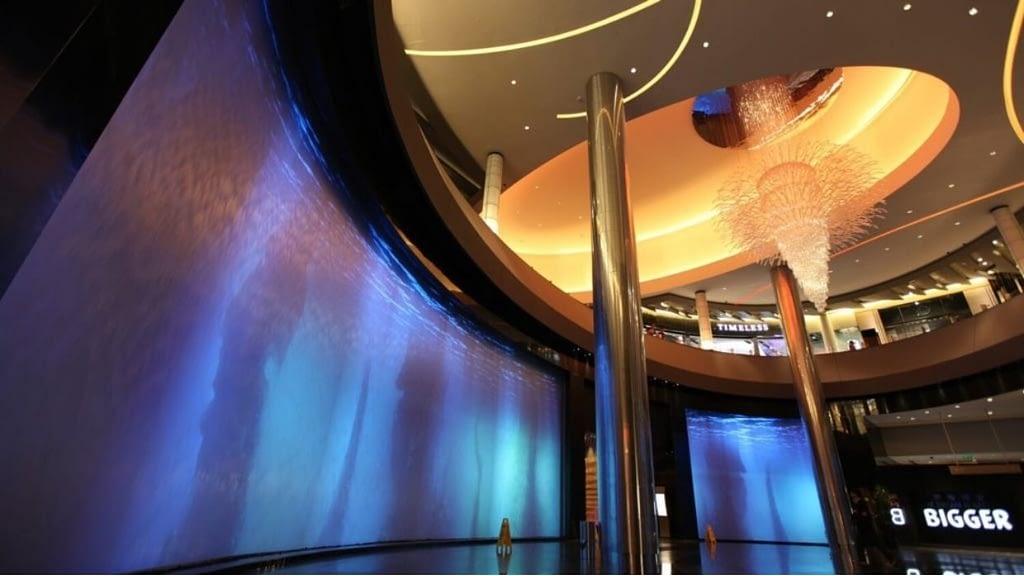 Virtual Aquarium Melco