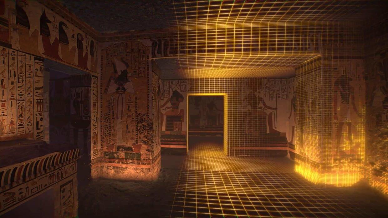埃及女王3D媒体体验