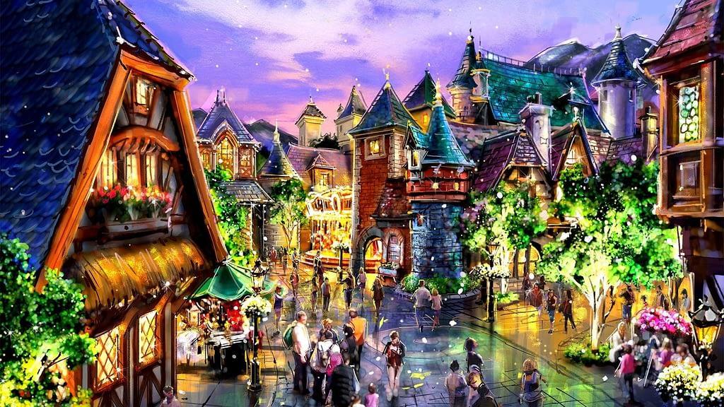 Theme Park Design Services