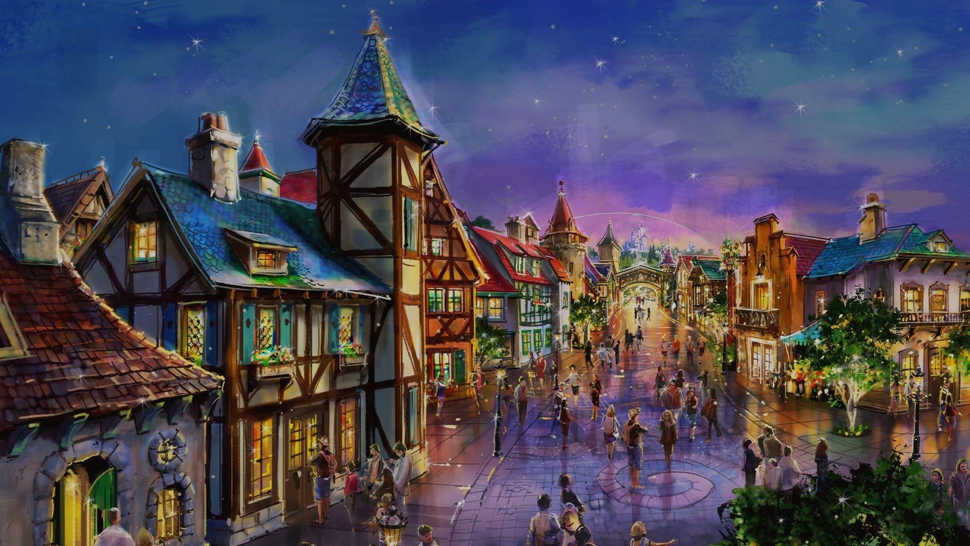 Theme Park Master Plan