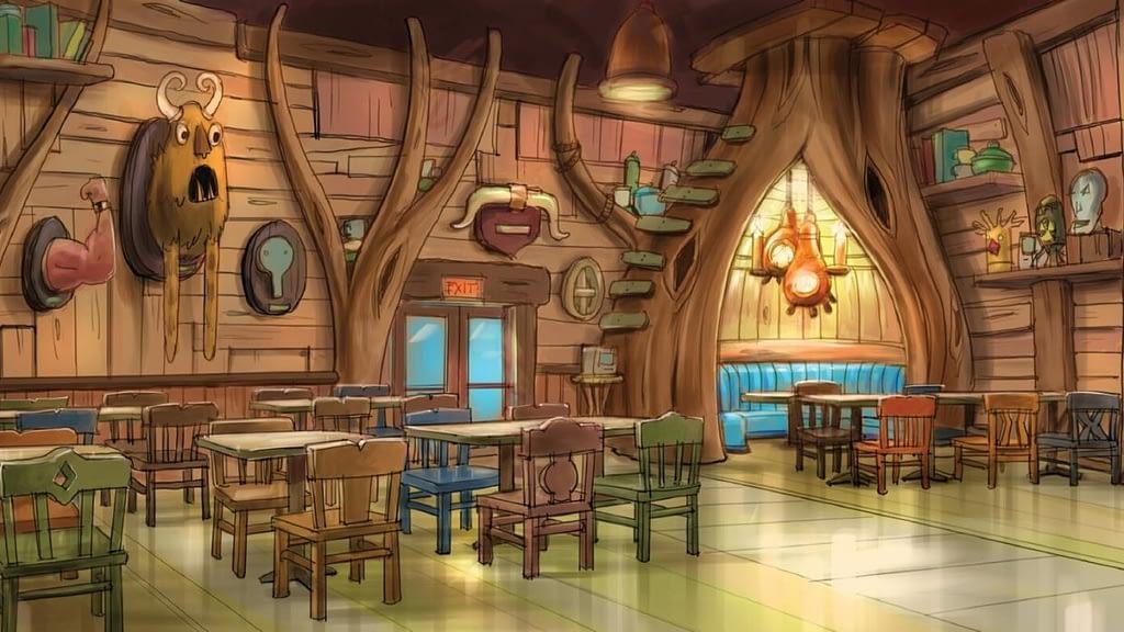 Themed Restaurant Design