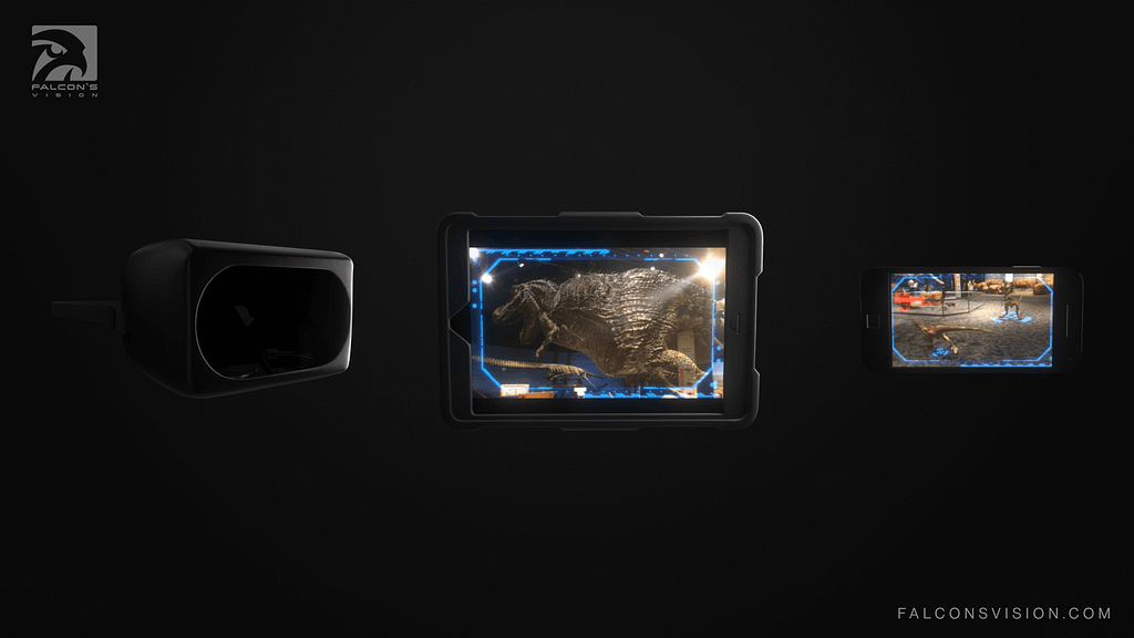 Falcon's Vision Tablet