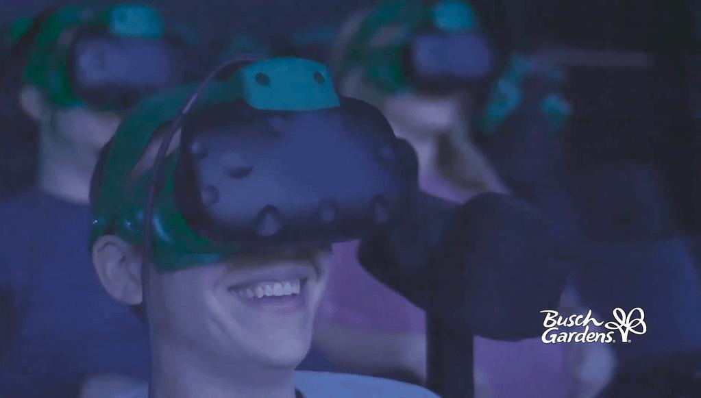 Battle for Eire VR Headset