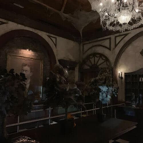 Haunted Hotel at IMG Worlds of Adventure
