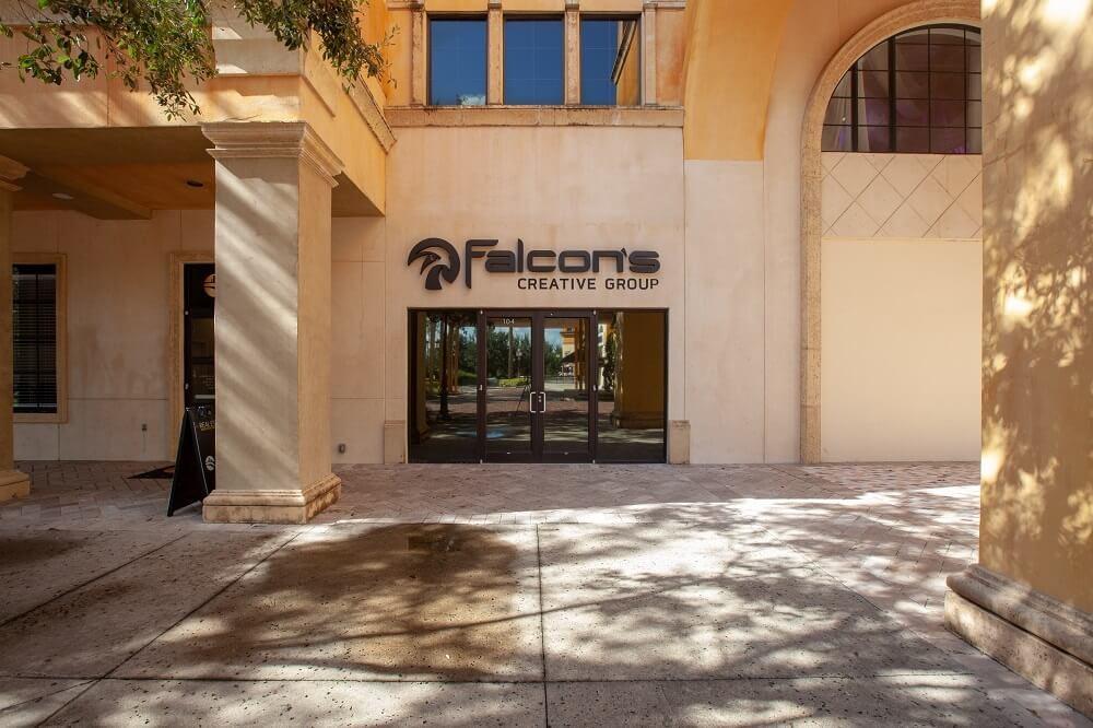 Falcon's X-Lab