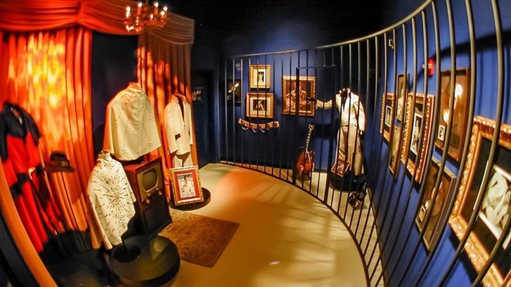 Hard Rock Elvis exhibit