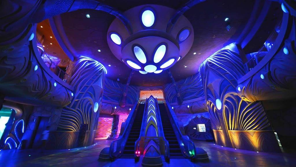 Atlantis Sanya Lost Chambers aquarium