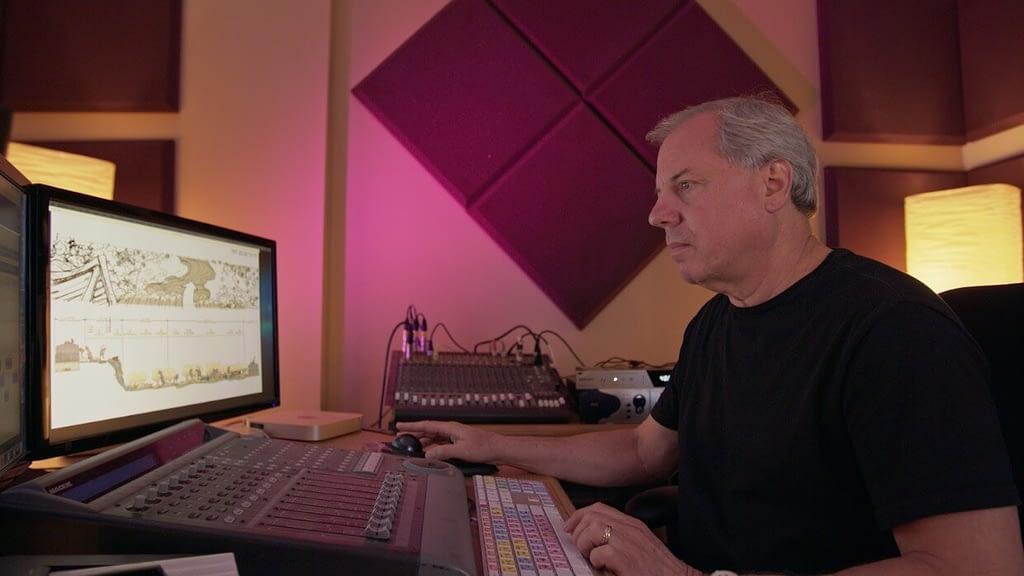 Sound production Falcon's Creative Group