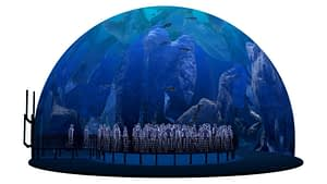Spheron dome theater