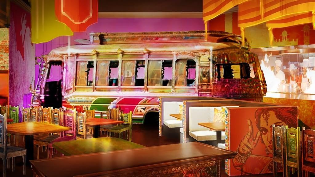 Samosa House Restaurant at IMG Worlds of Adventure