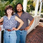 Cecil and Marty Magpuri