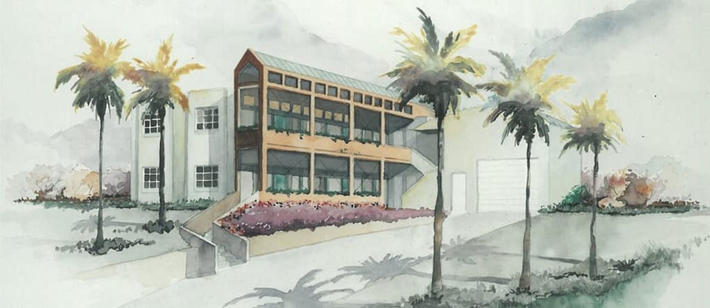 Cecil Magpuri's Architectural Drawings