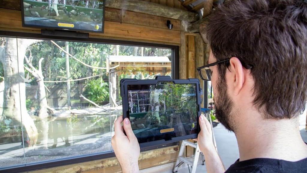 Brevard Zoo Pacu AR Experience