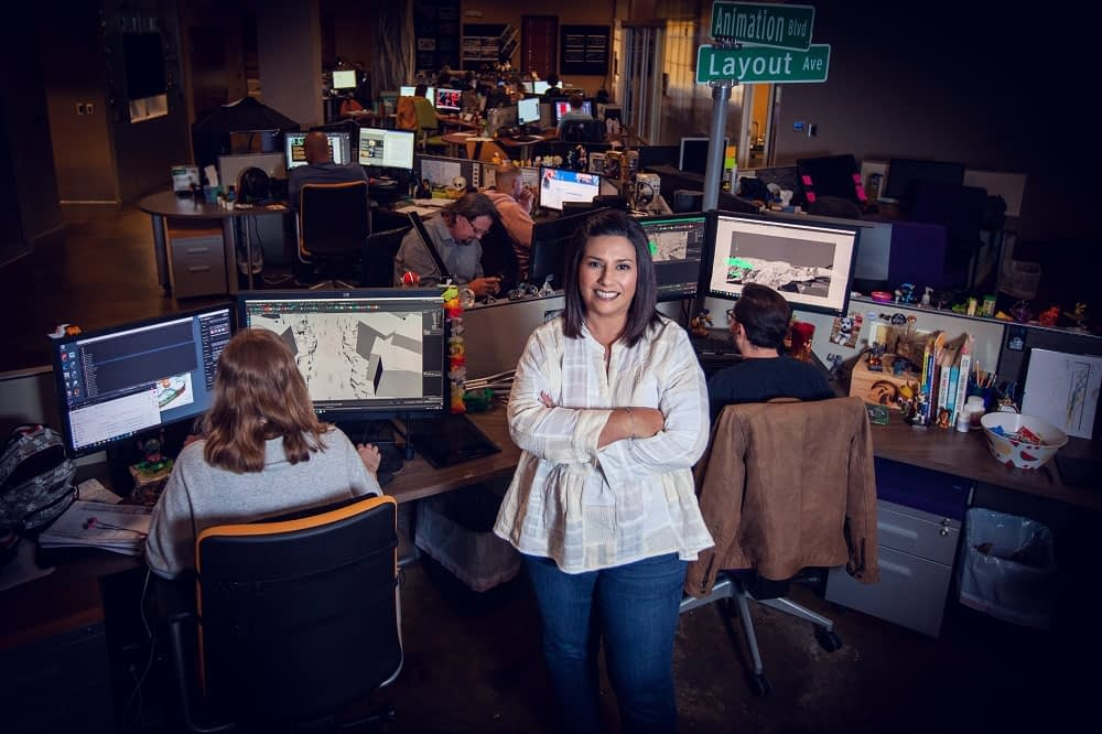 Yvette Whittaker Falcon's Creative Group