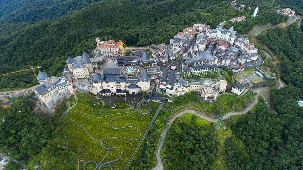 BaNa Hills master plan