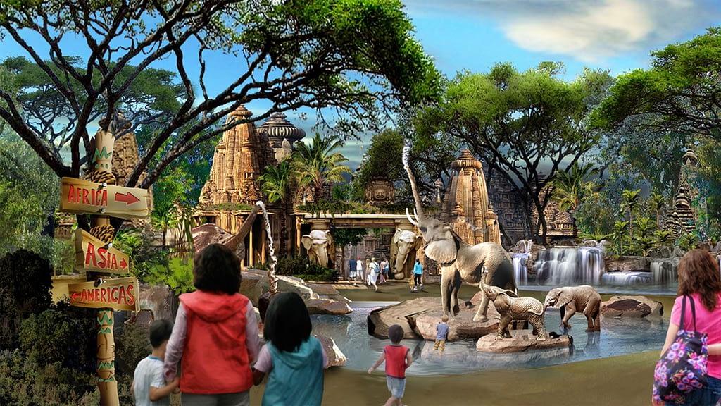 Zoo master plan