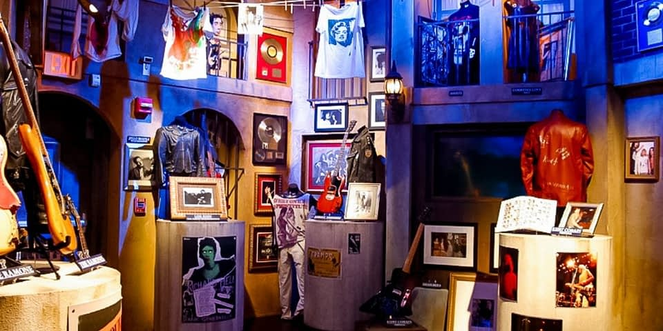 Hard Rock Museum