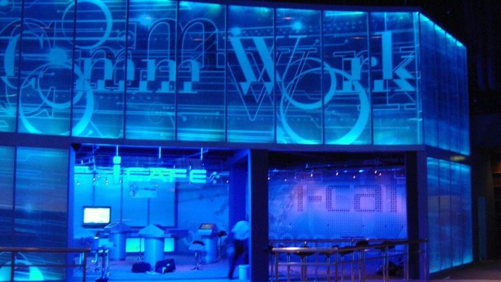 i-Space Exhibit at Singapore Science Centre