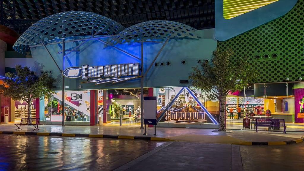 IMG Emporium Store at IMG Worlds of Adventure