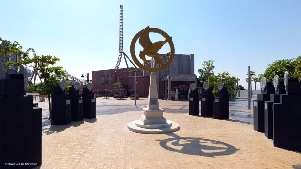 Hunger Games theme park