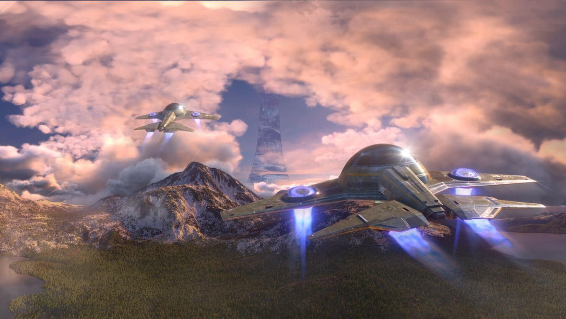 Halo: Outpost Discovery 3D Media Production
