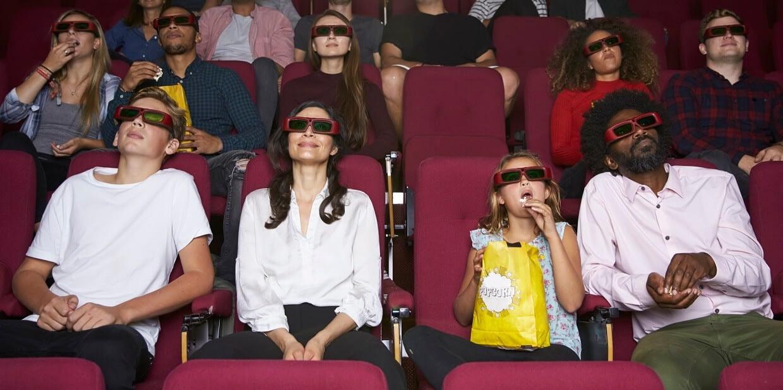 3D Theater Evolution