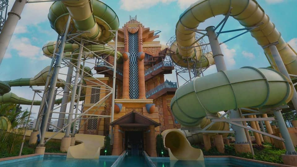 Atlantis Sanya Aquaventure Waterpark