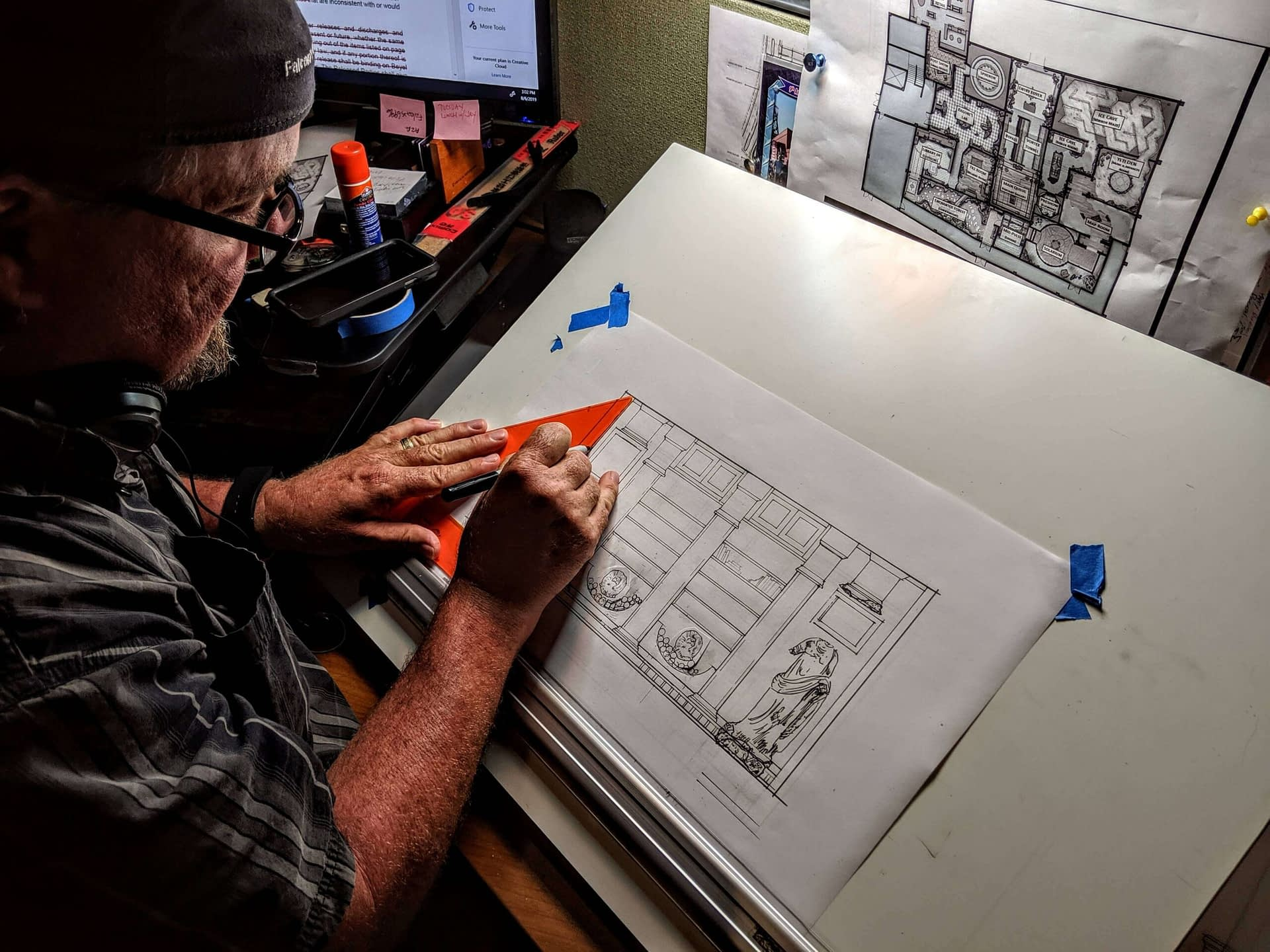 The Creative Guardian: A Protector of a Project's Vision