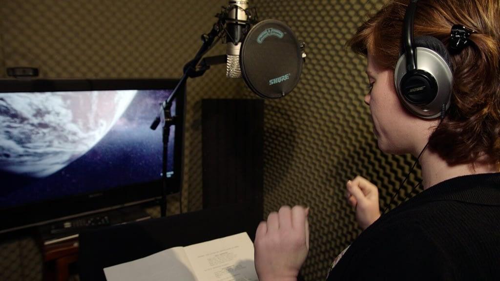 Falcon's sound production recording