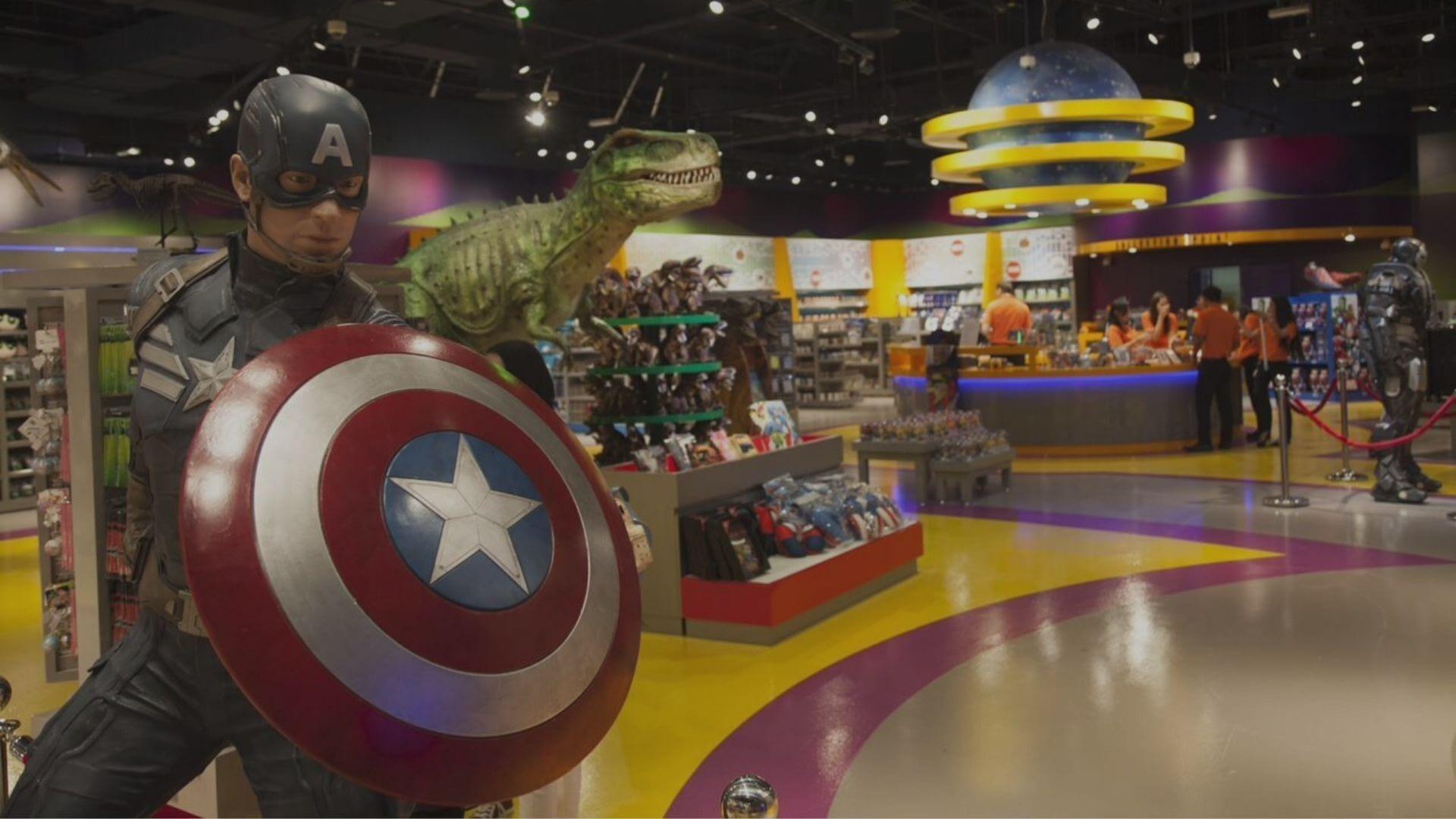 Theme Park Retail Store
