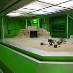 Hulk Epsilon 3D Ride at IMG