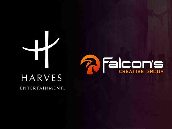 Harves and Falcon's Partnership