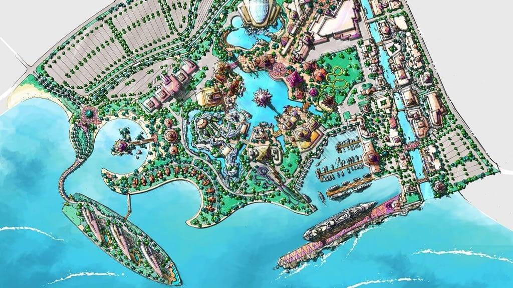 Water Park Master Plan