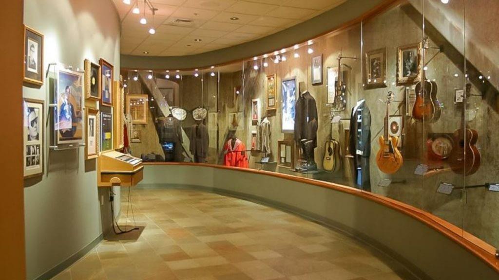 Hard Rock Vault Hallway