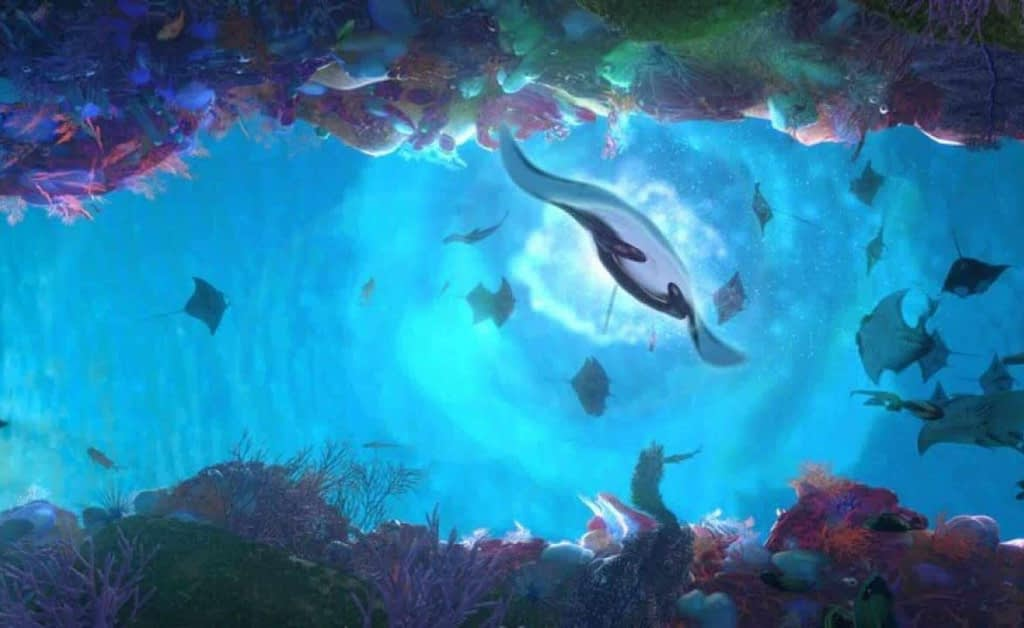 Media Production Chimelong Ocean Kingdom