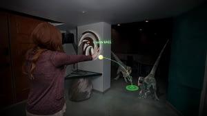 Interactive AR Headset