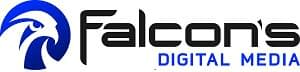 Falcon's Digital Media Logo