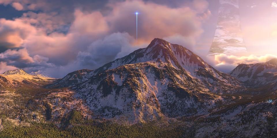 HALO - Utilizing World Creator - Featured Image