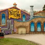 Charlie and the Chocolate Factory Theme Park Ride