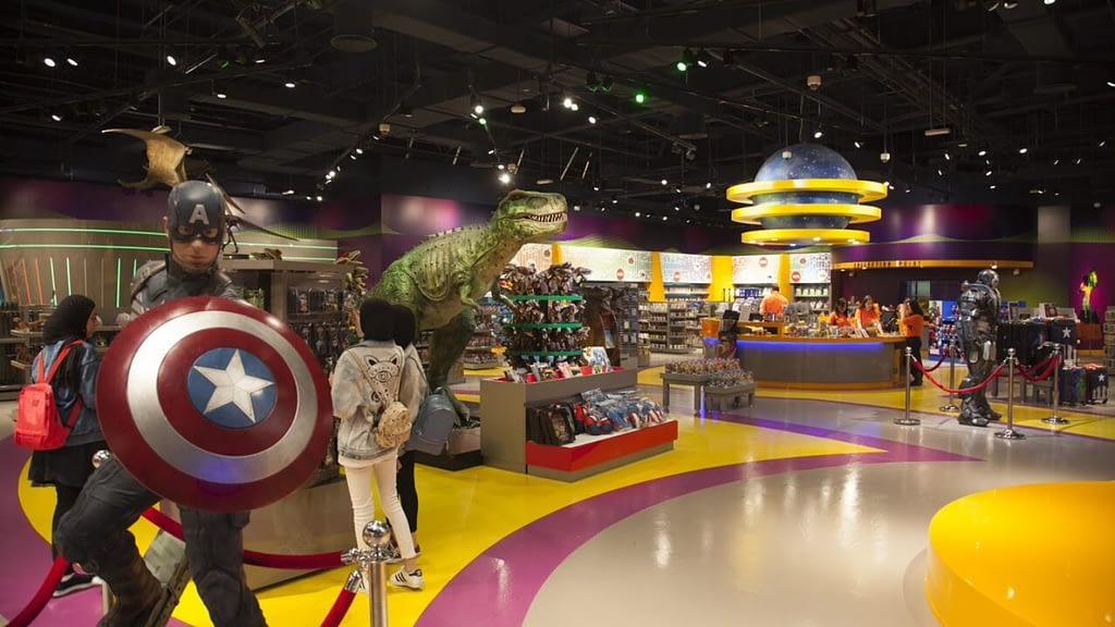 Theme Park Retail