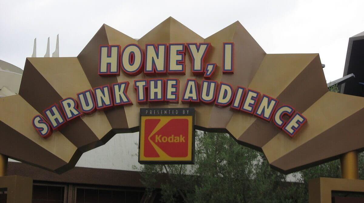 Honey I Shrunk The Audience