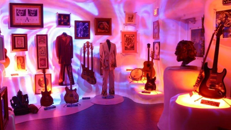 Hard Rock Vault Museum