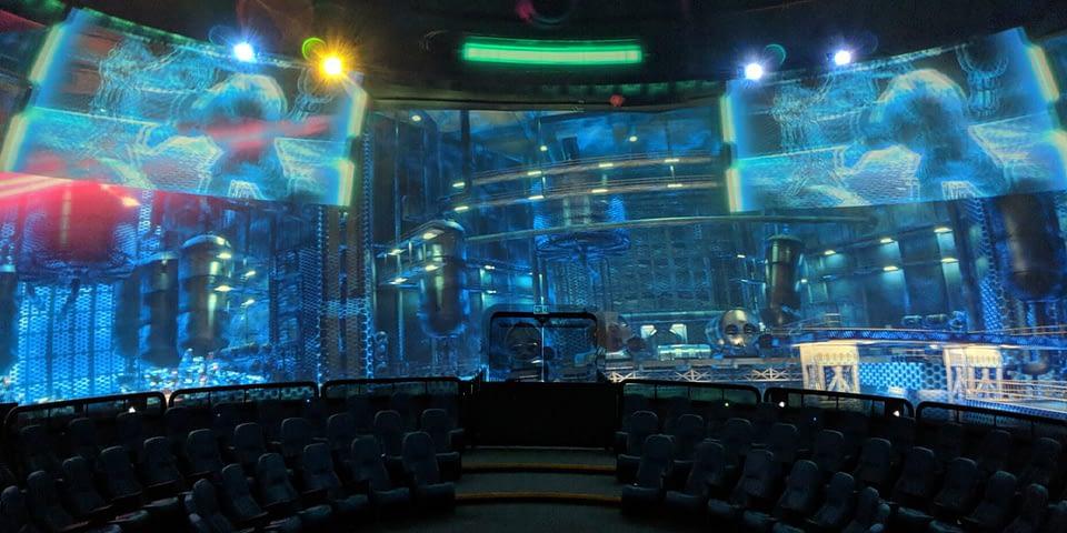 CircuMotion dome theater