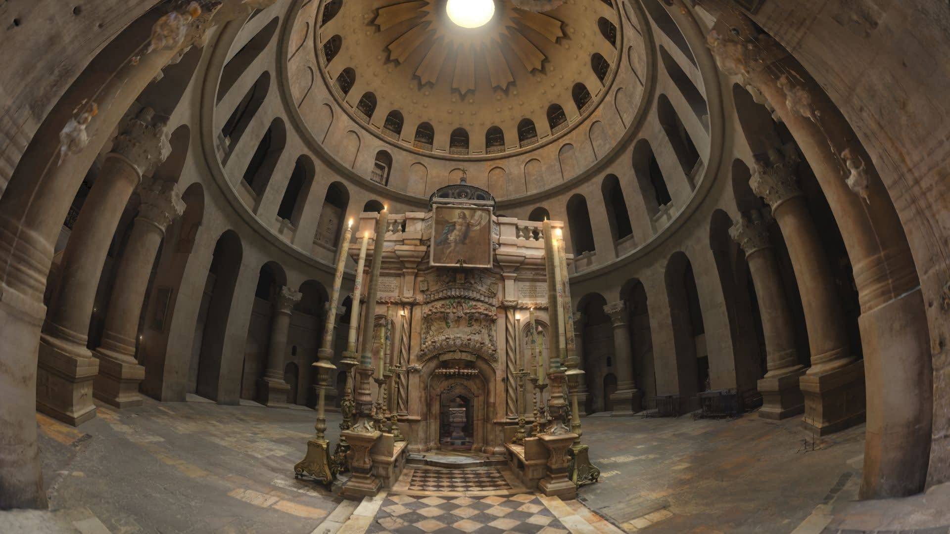 National Geographic Tomb of Christ