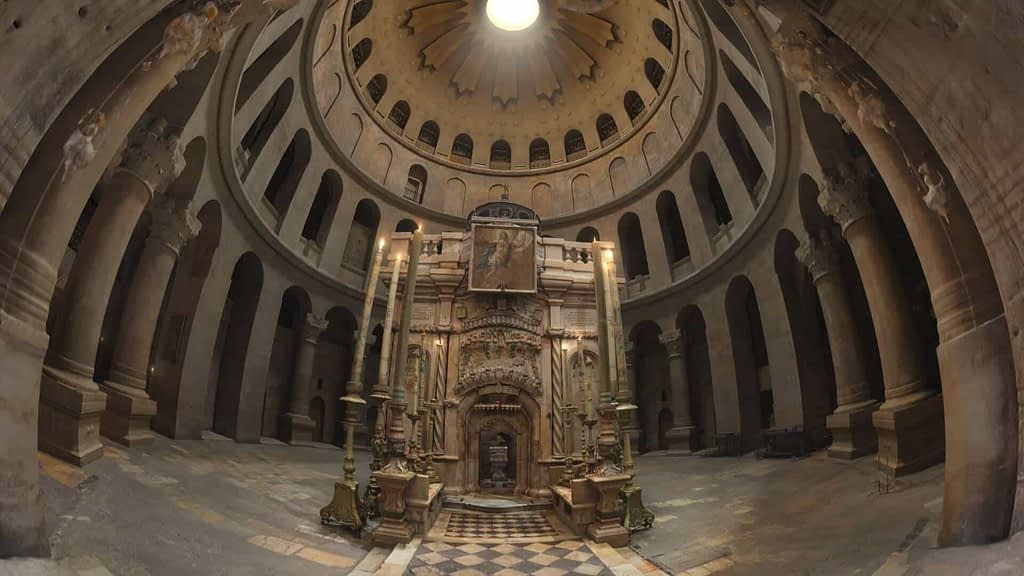 National Geographic Museum: Tomb of Christ Virtual Experience