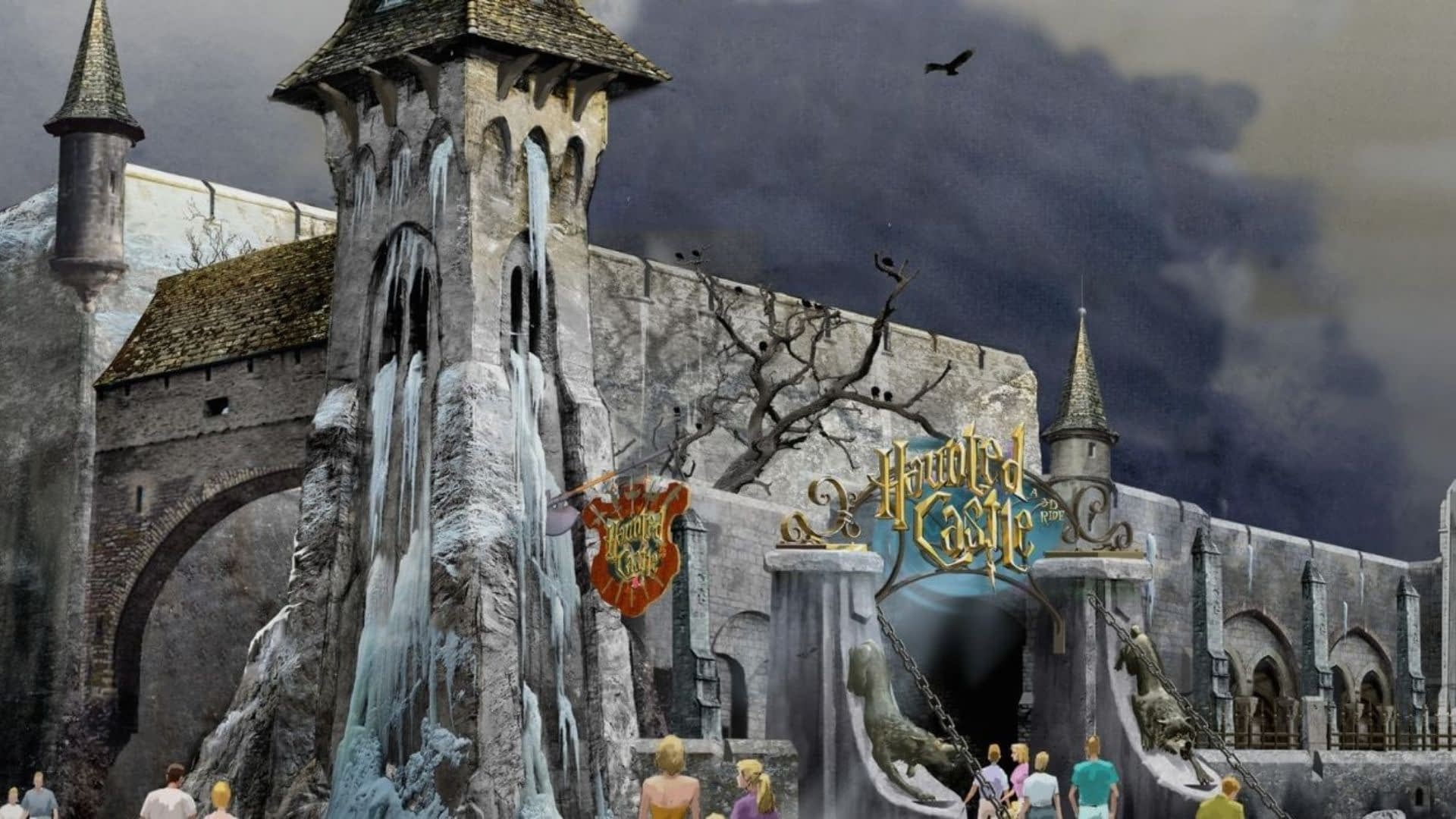 DarKastle Dark Ride