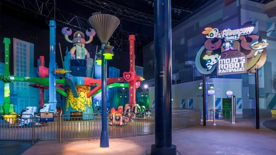 IMG Worlds of Adventure Cartoon Network zone