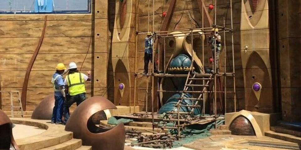 Atlantis Sanya Art Direction