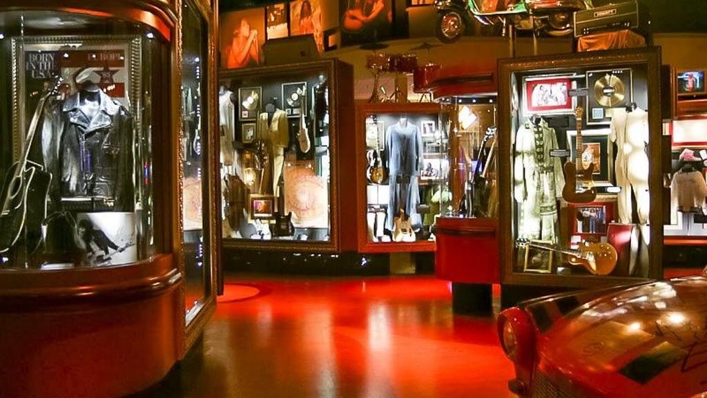 Hard Rock Vault Interior